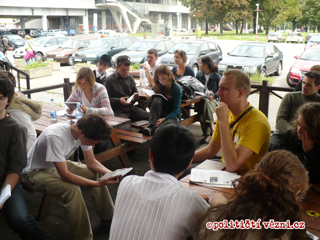 Creative Workshop during the AEGEE Summer University