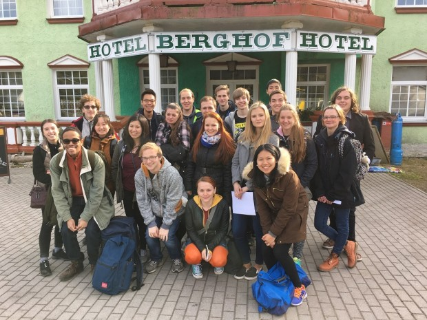 Exchange Trip to Jáchymov: April 2016